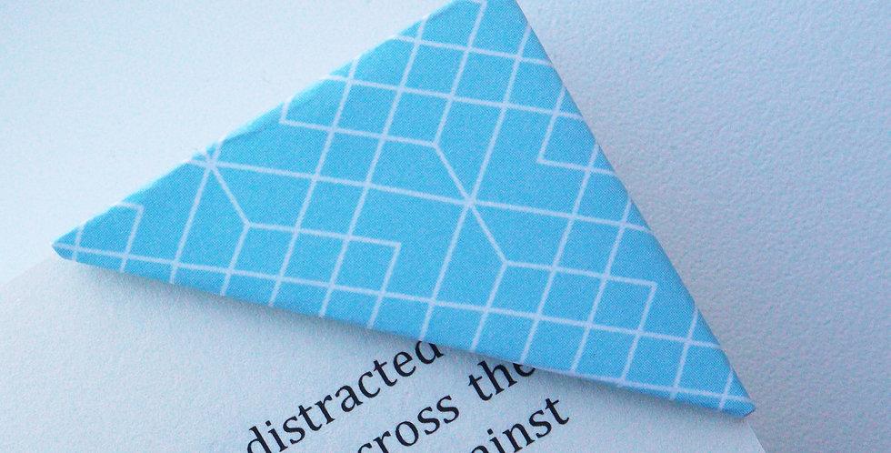 Argyle Pattern Bookmark (3 colors)
