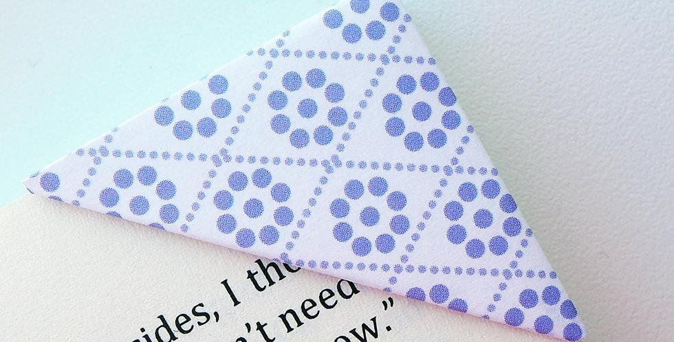 I Love Purple Dots Bookmark
