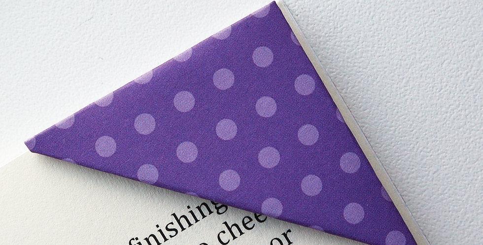 Small Polka Dot Bookmark (2 colors)