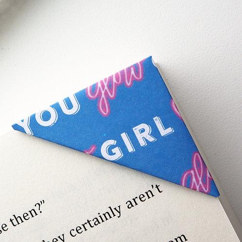 You Glow Girl Bookmark