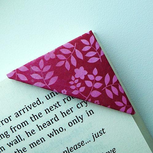 Delicate Blossom Bookmark (2 colors)