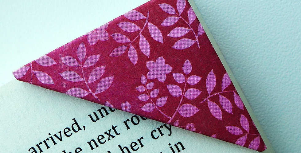 Delicate Blossom Bookmark