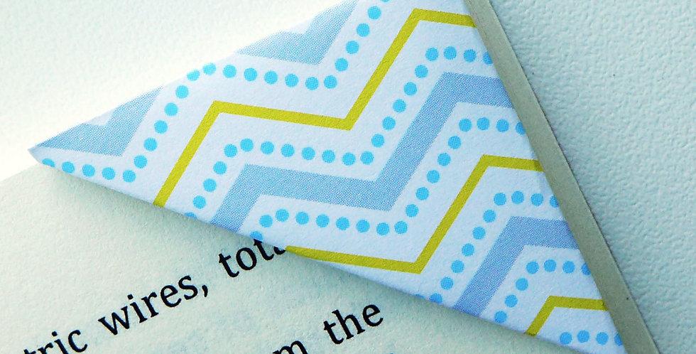 Milky White Chocolate Wrapper Bookmark