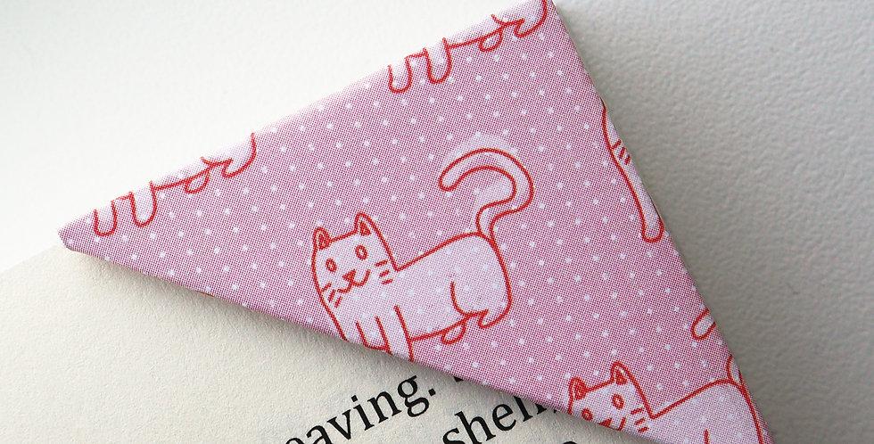 Fat Cat Bookmark