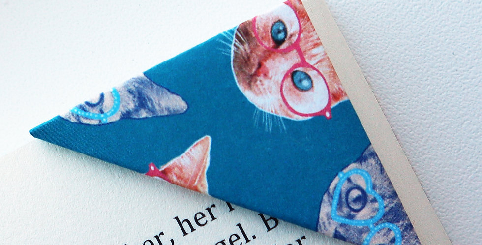 The Cat Meow Bookmark