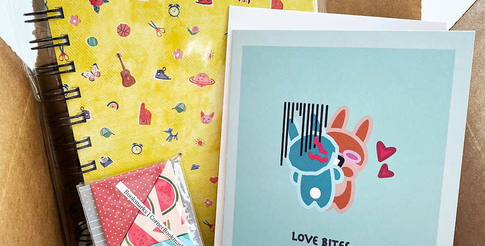 Valentine's Day / Birthday Gift Box