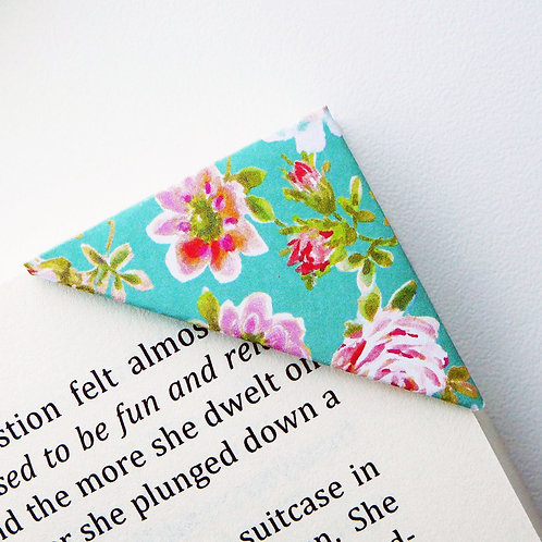 Pink Rose Bookmark (2 colors)
