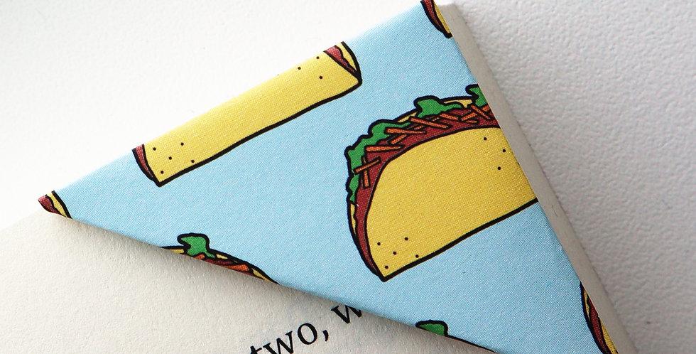 I Want Taco Bookmark