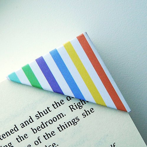 Colorful Stripe Bookmark