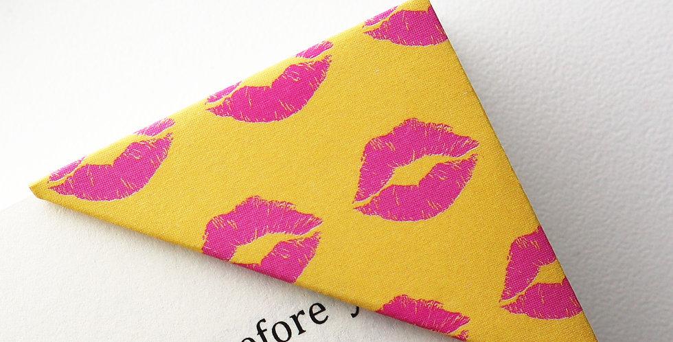 Kiss Me Bookmark