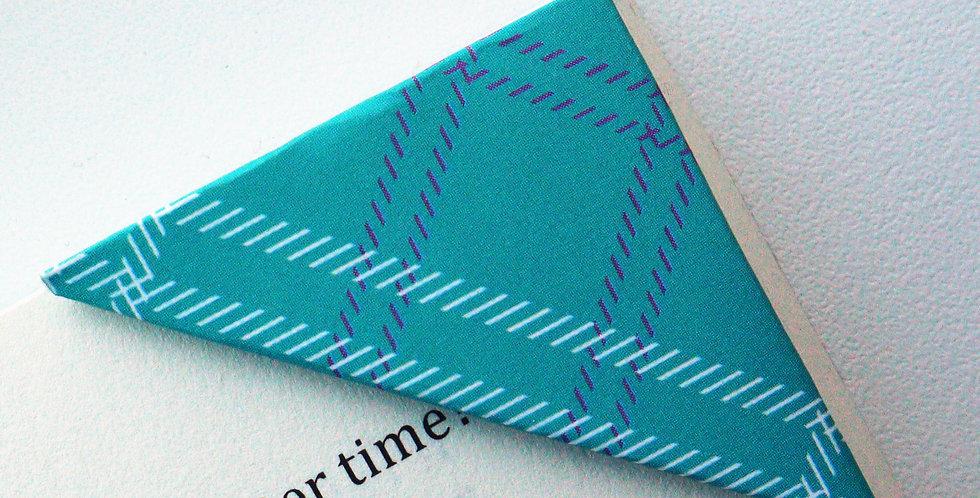 Denim For Cowboy Bookmark (2 colors)