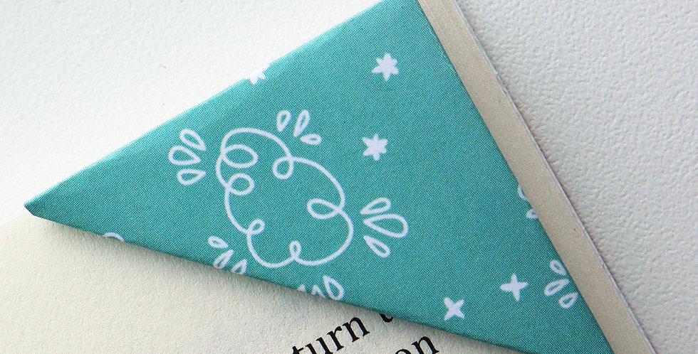 Cloudy Day Bookmark (2 colors)