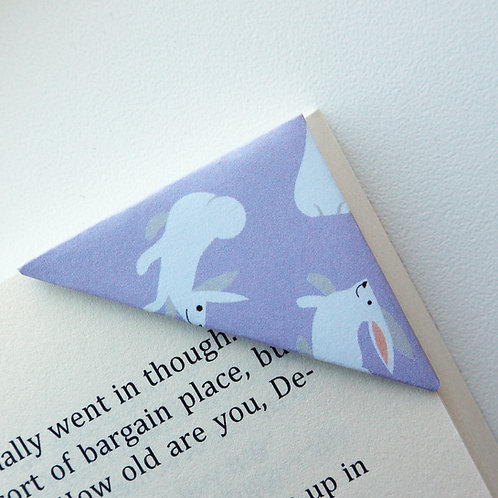 My Bunny Bookmark
