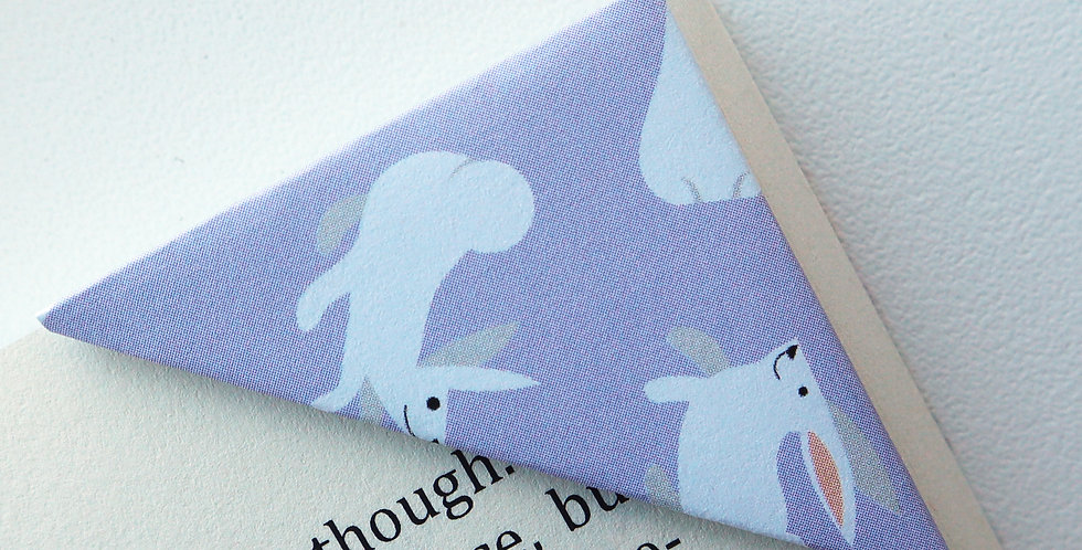My Bunny Bookmark
