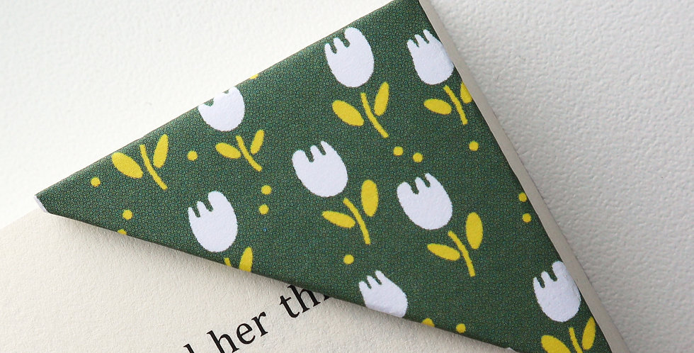 Tiny Tulip Bookmark (2 colors)