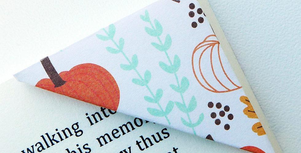 Pumpkin Season Autumn Bookmark