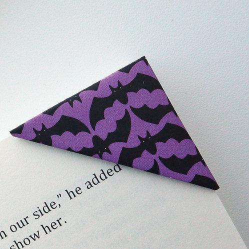 Halloween Bat Bookmark