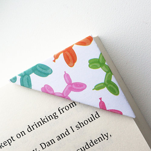 Balloon Animal Bookmark