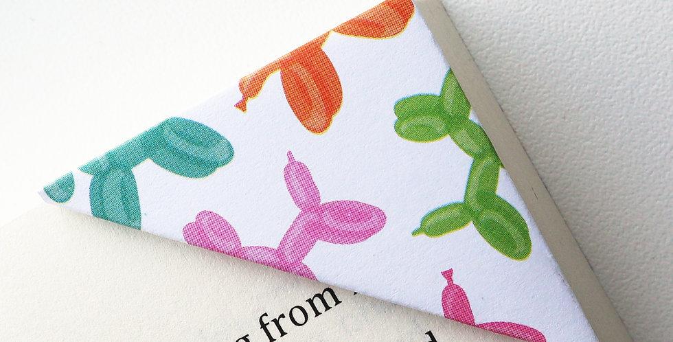 Balloon Animal Bookmark