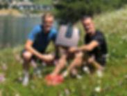 Team Ingebrigtsen bruker luftrensere fra ACA