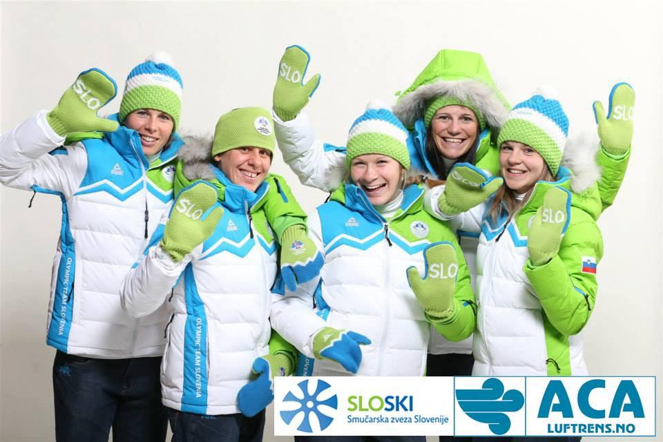 Slovenske landslaget for kvinner