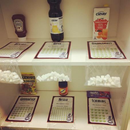 Zuckerprojekt und Ernährung