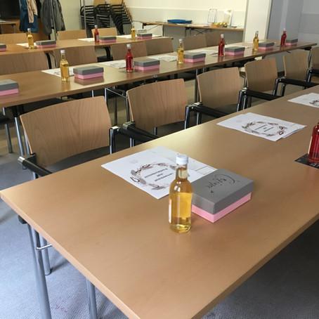 Workshops zur Lernwerkstatt