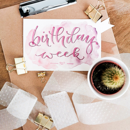 Geburtstagswoche