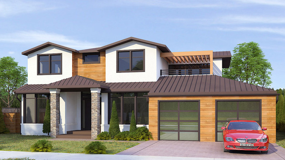 Sunnyvale - New House + ADU (In Progress)