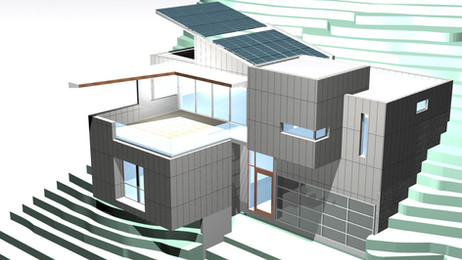 Oakland Hills Residence (In Progress)