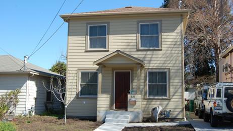 El Cerrito House Addition + Rebuild