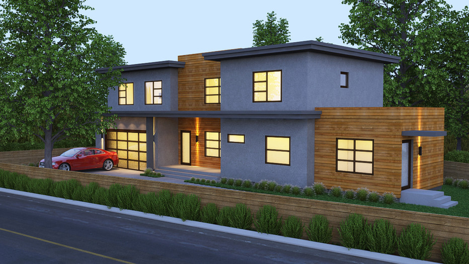 Pleasant Hill Residence - New Home with Attached + Junior ADU (In Progress)