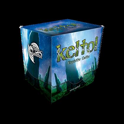 Producto de Presentación Keltoi: Espíritu Celta.