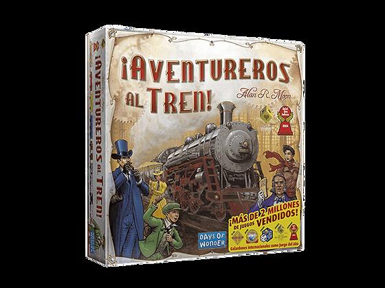 Aventureros al Tren!