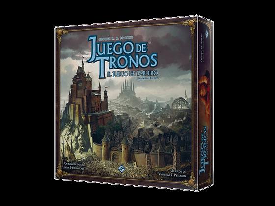 Juego de Tronos: El Juego de Tablero Español.