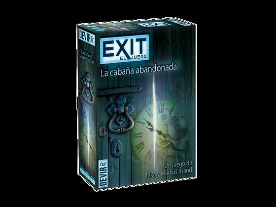 Exit: La Cabaña Abandonada.