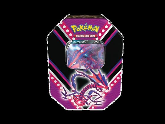 Pokémon V Powers Tins - Eternatus V.
