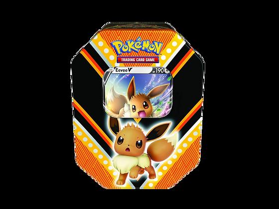 Pokémon V Powers Tins - Eevee V.