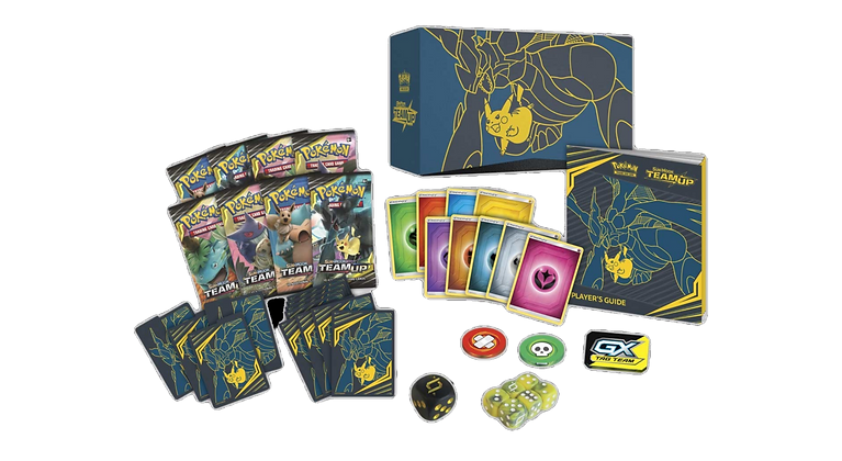 Elite Trainer Box: Team Up - Pokémon T.C.G.