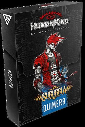 Kit Facción Humankind Quimera - Suburbia.
