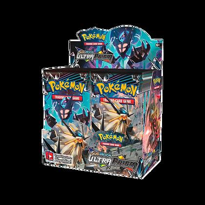 Caja de sobres Pokémon Sun and Moon UltraPrism