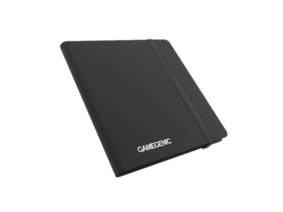 Carpeta Gamegenic Negra 480 cartas.