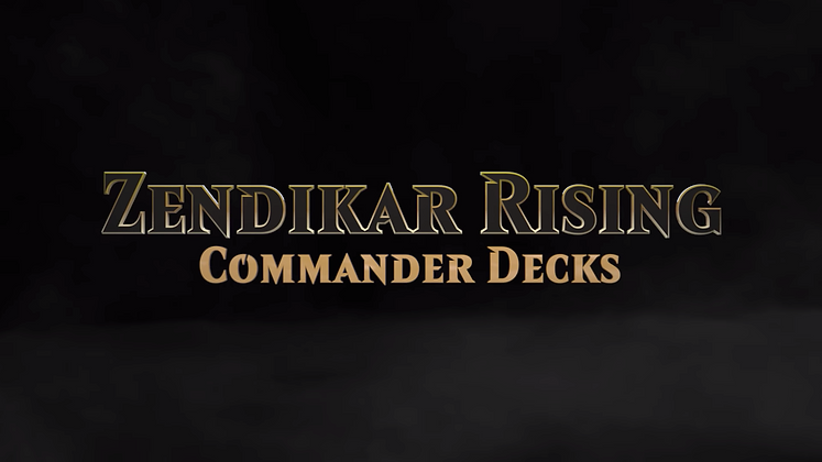 Commander Decks de Zendikar Rising Español.
