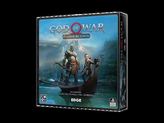 God of War: Juego de Cartas en Español.