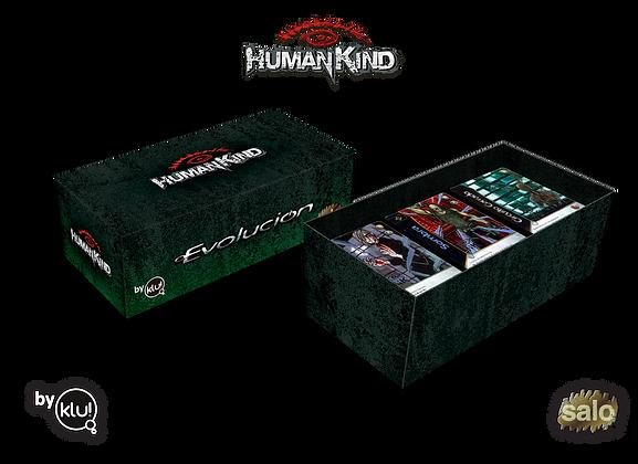 Colección Completa Evolución 2.0 - Humankind.