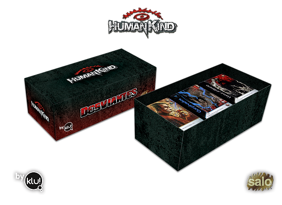 Colección Completa Desviantes 2.0 - Humankind.
