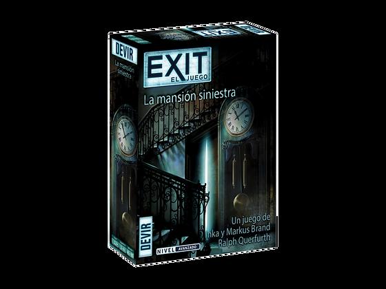 Exit: La Mansión Siniestra.
