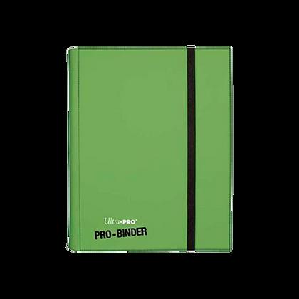 Carpeta Ultra Pro Verde Claro