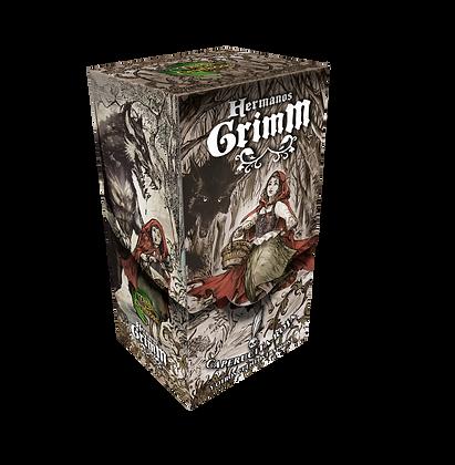 Hermanos Grimm: Caperucita Roja y Otros Cuentos Francos (Avanzados)
