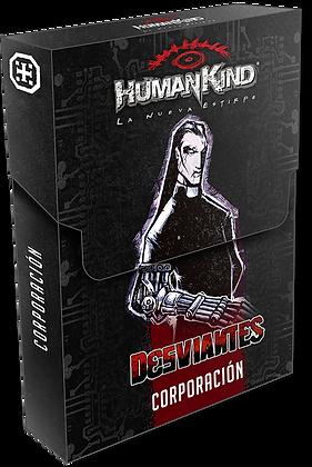Kit Facción Humankind Corporación - Desviantes.